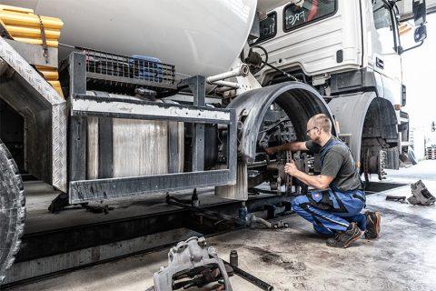 Service-Reparatur